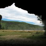 Big cave near the beach